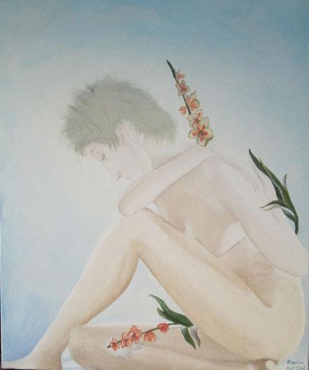 Mes peintures à l'huile