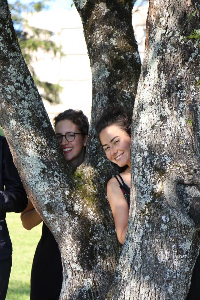 Quatuor Kodama - Camille et Anna